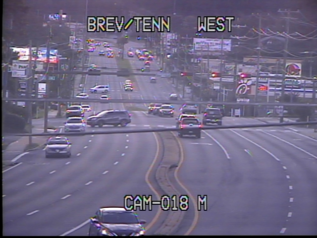 Selected Traffic Camera Feed